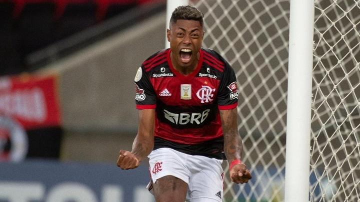 Quantos gols Bruno Henrique já fez pelo Flamengo?