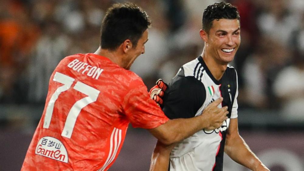 Juventus : Gianluigi Buffon respecte la décision de Cristiano Ronaldo
