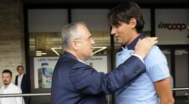 Lotito ricorda il caso Bielsa. Goal