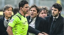 Conte non parla alla stampa. Goal