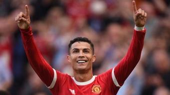 Cristiano Ronaldo brille pour son retour à Manchester. Goal