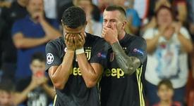 Cristiano Ronaldo Valencia Juventus. Goal