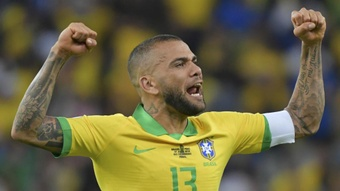Tokyo Olympics: Gold medal my greatest prize in football, says Dani Alves. AFP