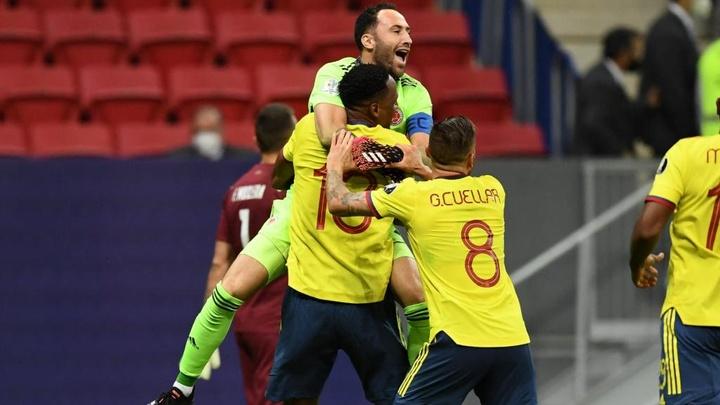 Colombia 0-0 Uruguay (4-2 pens): Ospina sends Cafeteros into Copa semi-finals