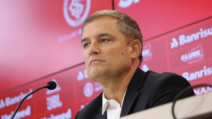 Aguirre terá Lomba e Sarávia para estreia no Inter. Goal