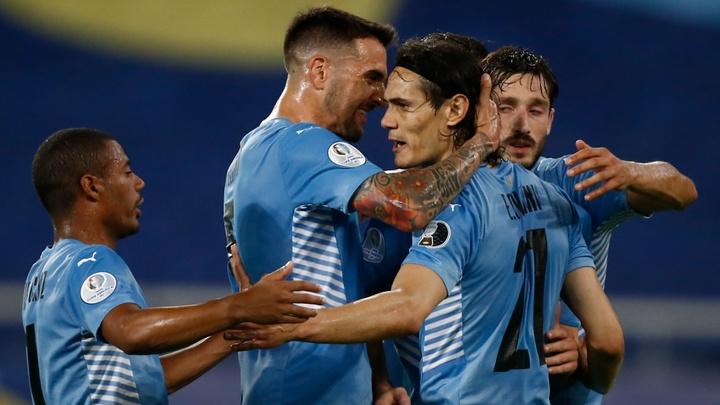 Uruguay 1-0 Paraguay: Early Cavani strike sets up La Celeste date with Colombia