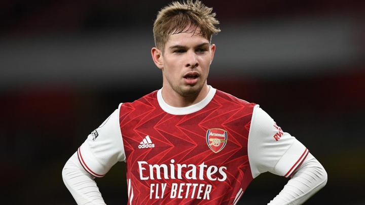 England U21 have got plenty of young talent such as Emile Smith-Rowe. GOAL