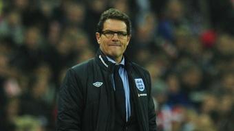 Capello: England fail in finals. GOAL