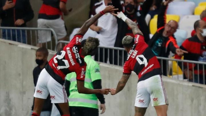 Com Bruno Henrique e Gabigol, Flamengo tem a dupla de ataque mais decisiva das últimas Libertadores