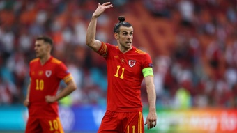 Bale has a hunger and desire to play for Wales, insists Page. AFP