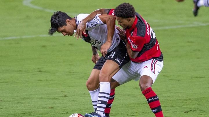 Ponta fraco do Flamengo