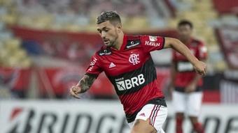 Exame aponta lesão na coxa de Arrascaeta e desfalques aumentam no Flamengo