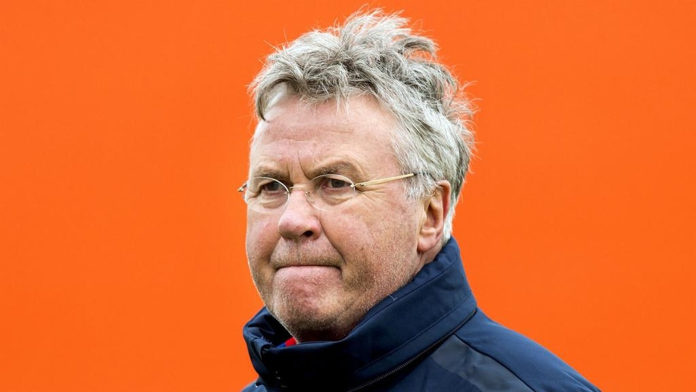 Hiddink retires as Dutch coaching great calls time on his career