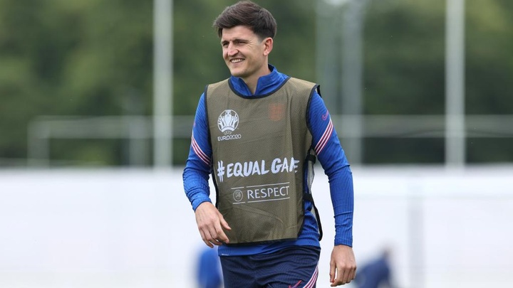 Gareth Southgate confirms Harry Maguire will play on Friday. GOAL