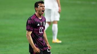 Mexico 2-1 Iceland: Substitute Lozano's brace lifts El Tri