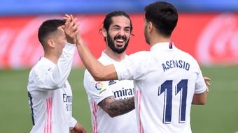 Ces joueurs dont Ancelotti ne veut plus entendre parler. AFP
