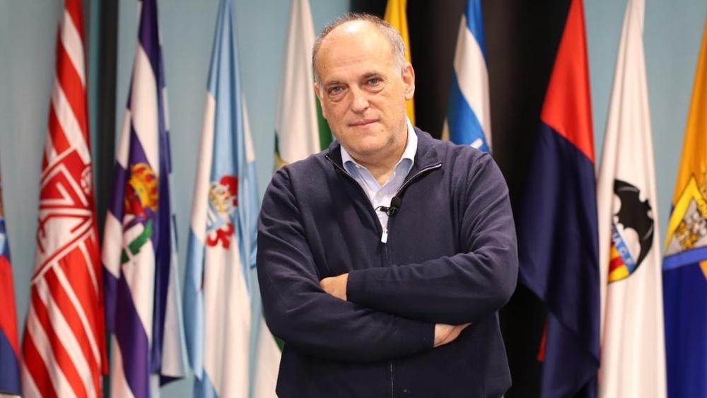 Javier Tebas promet de résoudre le problème PSG. GOAL