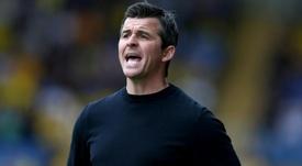 Fleetwood town boss Joey Barton. GOAL