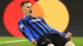 Josip Ilicic was not surprised by Atalanta's victory. GOAL