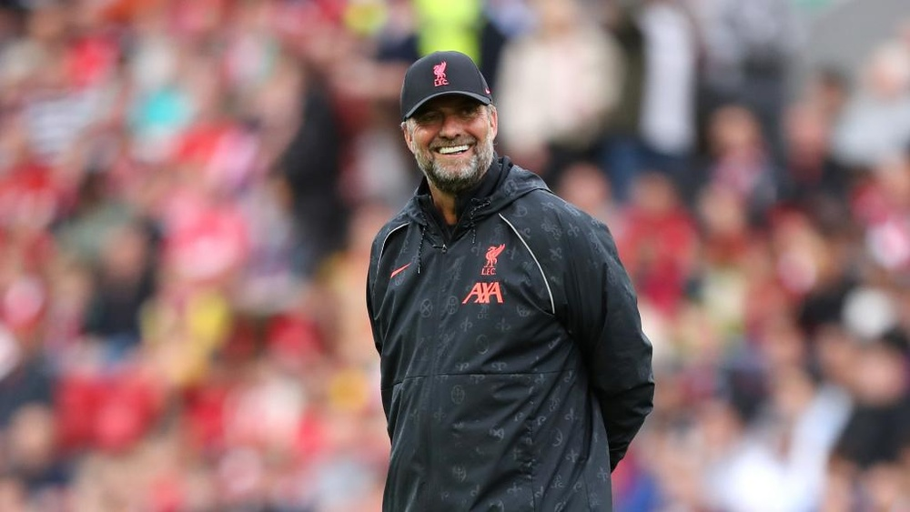 Liverpool couldn't do business just to be in the 'circus', says Klopp. AFP