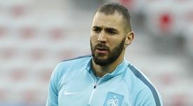 Benzema risponde al presidente francese. Goal