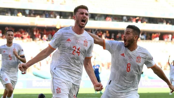 La Roja se réveille et assure sa qualification pour les huitièmes. Goal