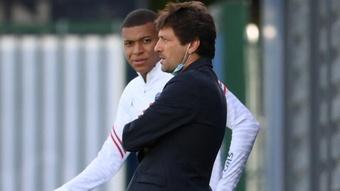 Leonardo et le PSG, convaincus de pouvoir prolonger Mbappé. Goal