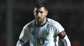 Provável onze de Argentina e Colômbia. Goal