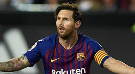 Sem Messi, Barcelona seria apenas 10º colocado na Espanha, diz ex-auxiliar argentino
