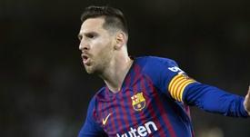 A obrigação para Messi calar os críticos mais insistentes. Goal
