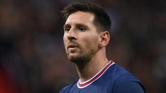 Messi vers la MLS après son aventure au PSG. AFP