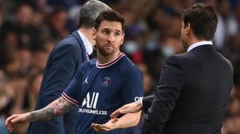 PSG : Rothen blâme Pochettino pour la sortie de Lionel Messi. GOAL