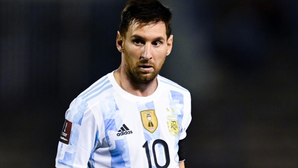 Leo Messi will be able to play against Brazil. GOAL