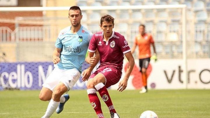 Lucas Fasson viaja para definir transferência ao Athletico. EFE