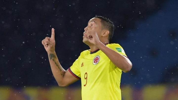 Luis Muriel says Venezuela will cause Colombia problems. GOAL