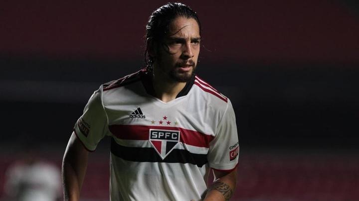 Por que Benítez não foi titular contra o Palmeiras?