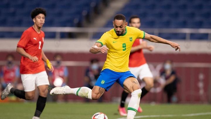 Zenit sinaliza 25 milhões de euros por Matheus Cunha, da seleção olímpica