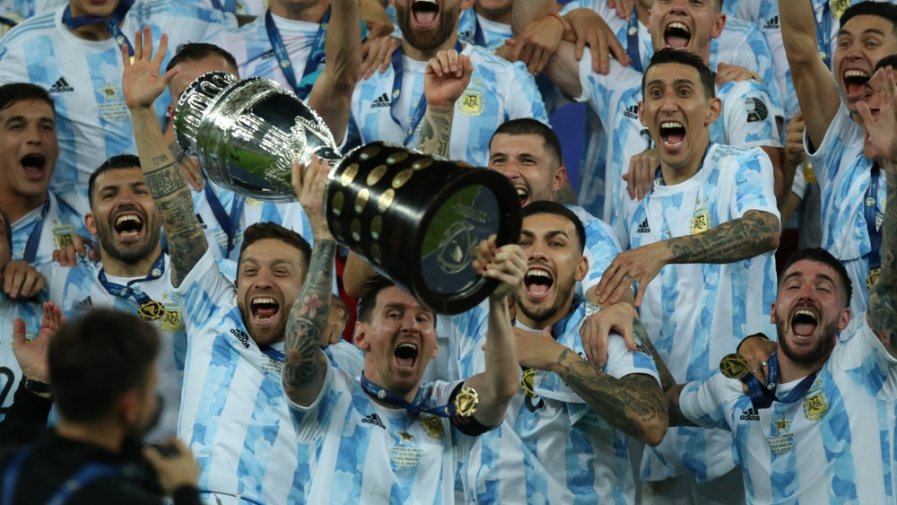 Messi lifts a weight off his shoulders with Copa America glory while Neymar waits for his time