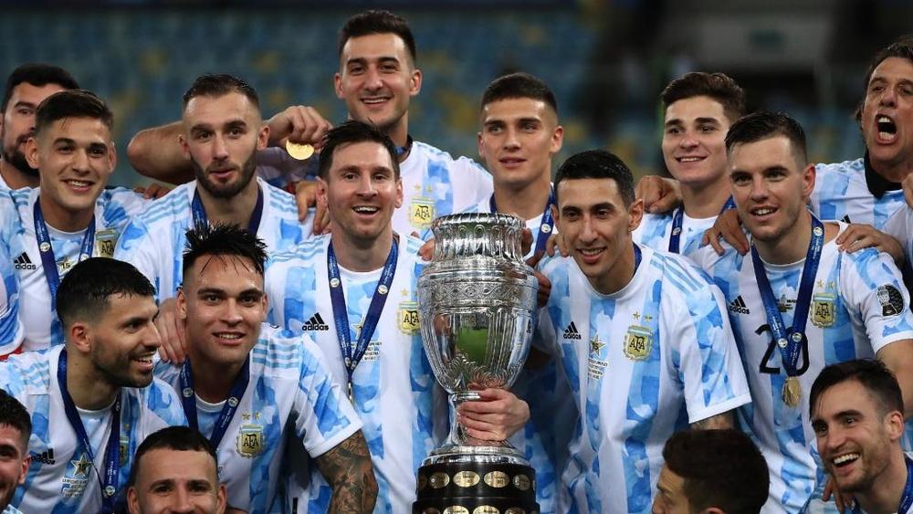 Argentine, les révélations poignantes de Di Maria. Goal