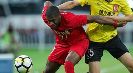 Anthony Modeste rejoined Cologne on Saturday. GOAL