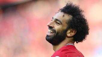 Salah rentre un peu plus dans l'histoire de Liverpool. Goal