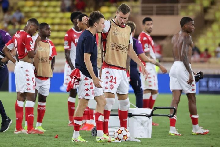 L'heure du doute pour l'AS Monaco. GOAL
