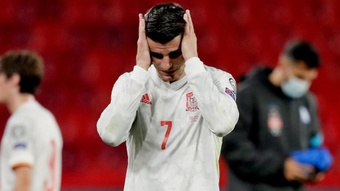 Morata and Enrique expect Spain to face more negative tactics