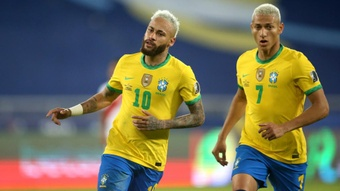 Brazil will be looking to make it four wins out of four. GOAL