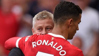Solskjaer fier de l'intégration express de Ronaldo. Goal