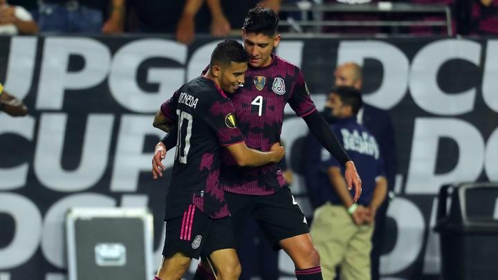 Mexico 3-0 Honduras: First-half flurry books El Tri's semi-finals spot. AFP