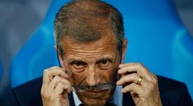 Tabarez buoyed by inexperienced Uruguay.