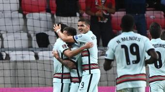 Qatar 1-3 Portugal. GOAL
