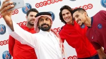 Le PSG retournera au Qatar en 2022. Goal