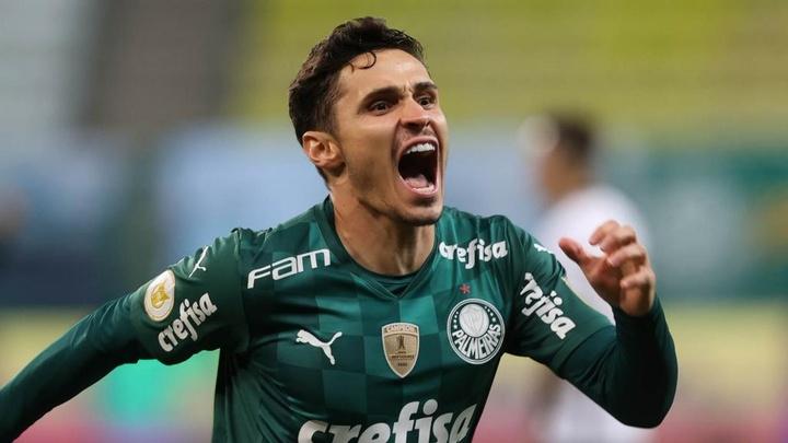 Por que a renovação de Raphael Veiga é importante para o Palmeiras. EFE